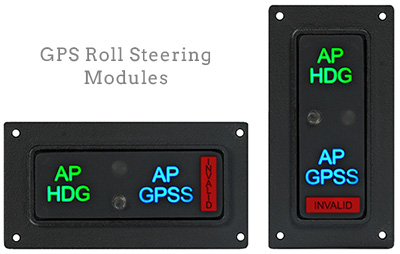 Century's GPS Roll Steering Modules